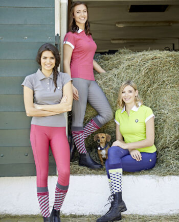 Jods, Breeches and Tights for Ladies